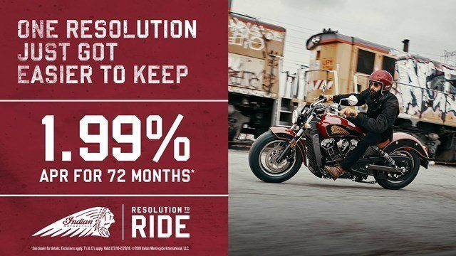 Indian Resolution to Ride Midsize Offer